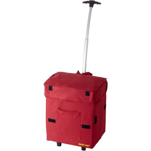 Einkaufstrolley »Smart Cart«, 25 l, klappbar, rot