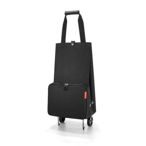 REISENTHEL® Einkaufstrolley »Einkaufstrolley faltbar foldabletrolley«, 30 l, Black