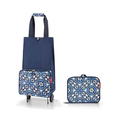 REISENTHEL® Einkaufstrolley »Einkaufstrolley faltbar foldabletrolley«, 30 l, floral 1