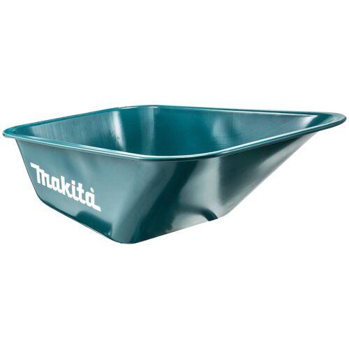Makita Schubkarrenmulde, 90 l, für DCU180Z Akku-Schubkarre, 1-St., passend für DCU180Z Akku-Schubkarre