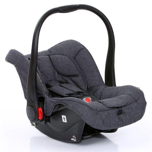 ABC Design Babyschale »Hazel - Street«, 3.4 kg, (1-tlg), Gruppe 0+ Baby Autositz - ab Geburt bis 13 kg