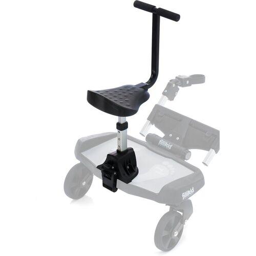 Fillikid Kinderwagenaufsatz »Zusatzsitz für Filliboard, schwarz«