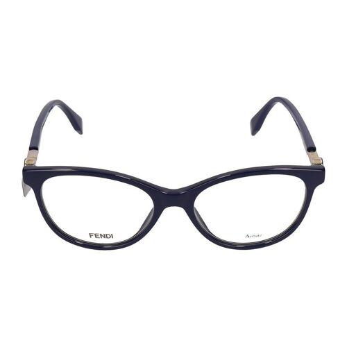 FENDI Brille »Brillengestell FF 0347 PJP blau«