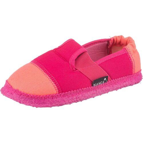 NANGA »Kinder Hausschuhe« Hausschuh, pink