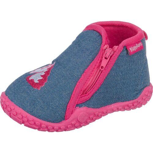 Playshoes »Baby Hausschuhe Einhorn« Hausschuh