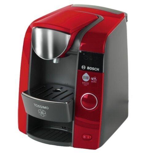 Klein Kinder-Kaffeemaschine »Theo Bosch Tassimo - Spielzeug-Kaffeemaschine - rot«