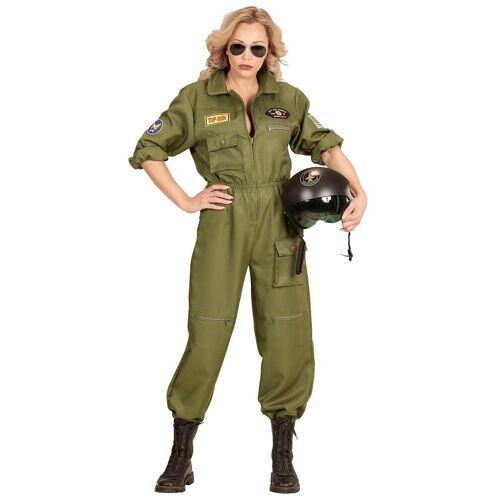 Widmann Kostüm »Army Kampfpilotin Kostüm für Damen«