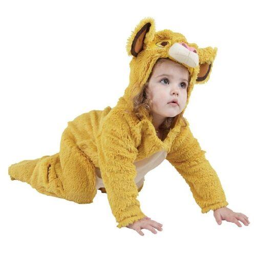 Rubie´s Kostüm »König der Löwen Simba Kinderkostüm«