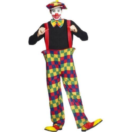Smiffys Kostüm »Peppo Clown Kostüm«
