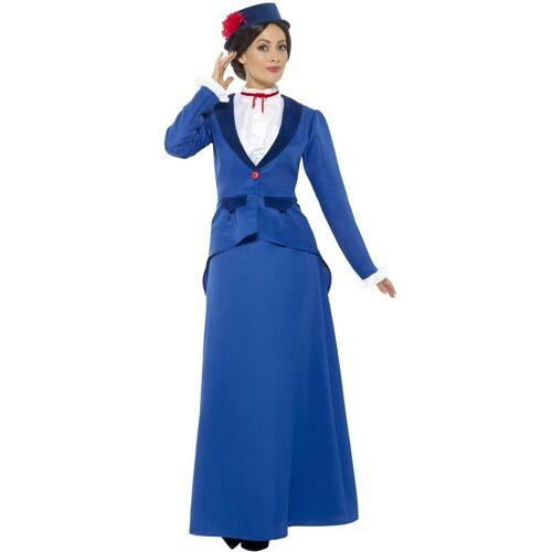 Smiffys Kostüm »Florien Viktorianische Nanny Damenkostüm«