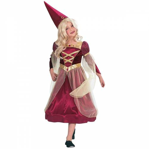 mottoland Kostüm »Kostüm Edles Burgfräulein«