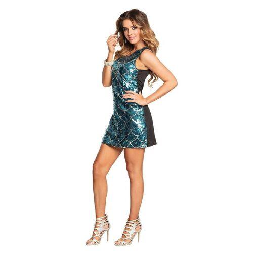 Boland Kostüm »Lizzy Disco Girl Kostüm blau«