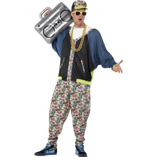 Smiffys Kostüm »80er Jahre Hip Hop Kostüm«