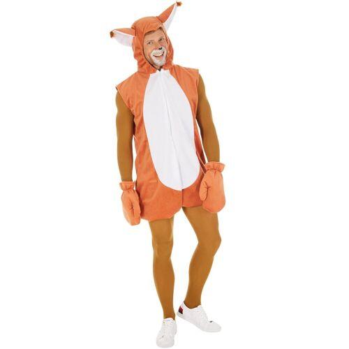 tectake Kostüm »Kostüm Eichhörnchen«