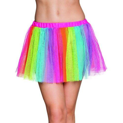 Boland Kostüm »Regenbogen Tutu für Damen«