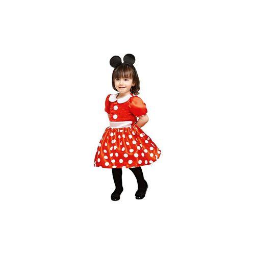 Travis Kostüm »Kostüm Minnie Rot, 2-tlg.«, rot