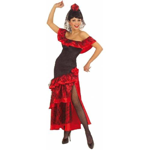 Widmann Kostüm »Carmen Spanierin Flamenco Kostüm«