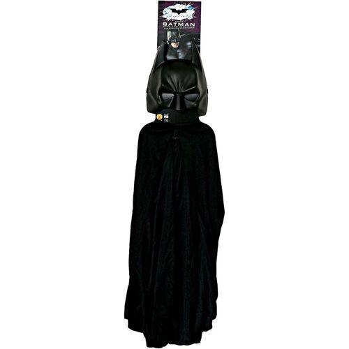 Rubie´s Kostüm »Batman-Set: Cape + Maske«