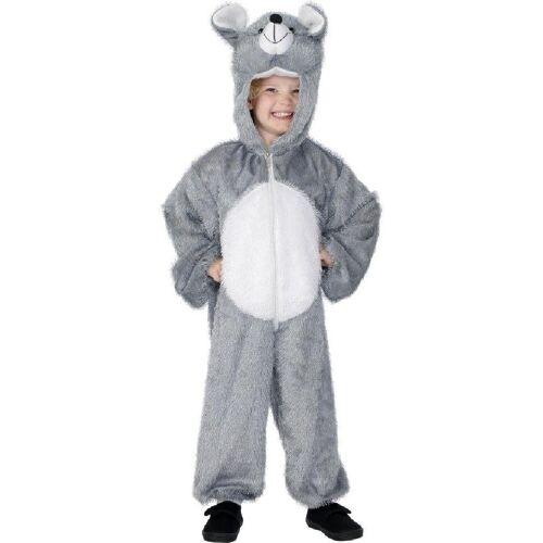 Smiffys Kostüm »Maus Kostüm Jumpsuit für Kinder«