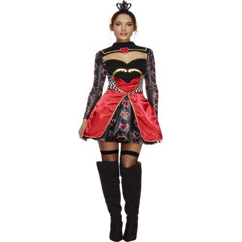 Smiffys Kostüm »Dame der Herzen Kostüm«