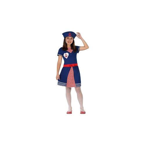 atosa Kostüm »Kostüm Matrosin, Blau«