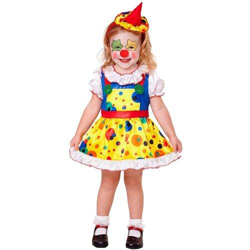 Widmann Kostüm »Coco Lou Clown Kostüm für Kinder«