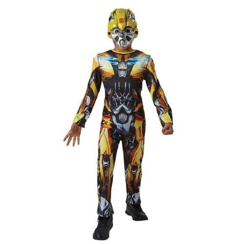 Rubie´s Kostüm »Transformers 5 Bumblebee Kinderkostüm«