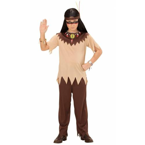 Widmann Kostüm »Kleiner Fuchs Indianer Kostüm für Kinder«