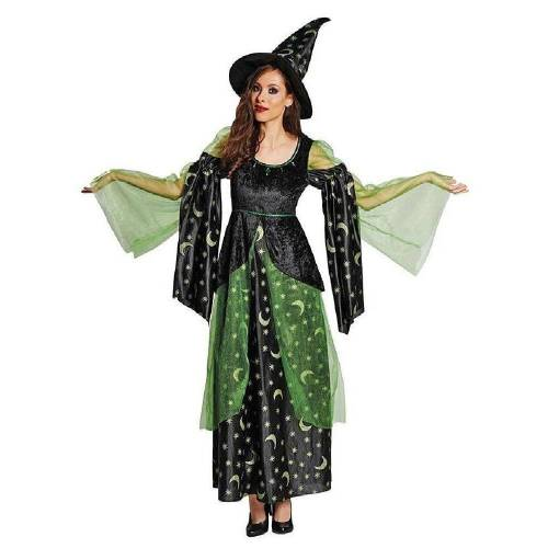 Rubie´s Kostüm »Zauberhafte Magierin Damenkostüm«
