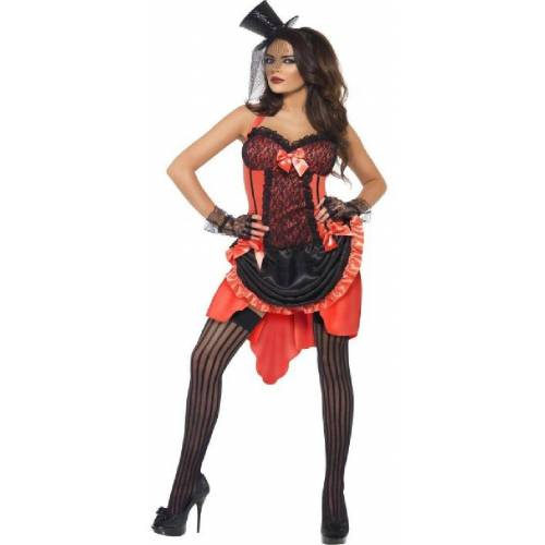 Smiffys Kostüm »Madame Peaches Burlesque Kostüm«