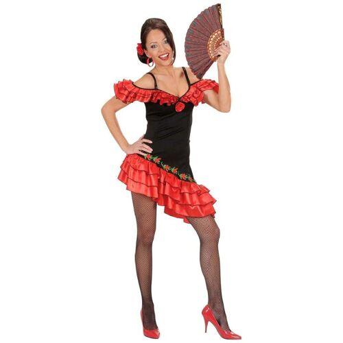 Widmann Kostüm »Sexy Spanierin Flamenco Lady Kostüm«