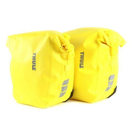 Thule Fahrradtasche (Set, 2-tlg), Yellow