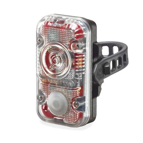 Lupine Fahrradbeleuchtung »Rotlicht schwarz (StVZO Rücklicht) 40 Lumen«