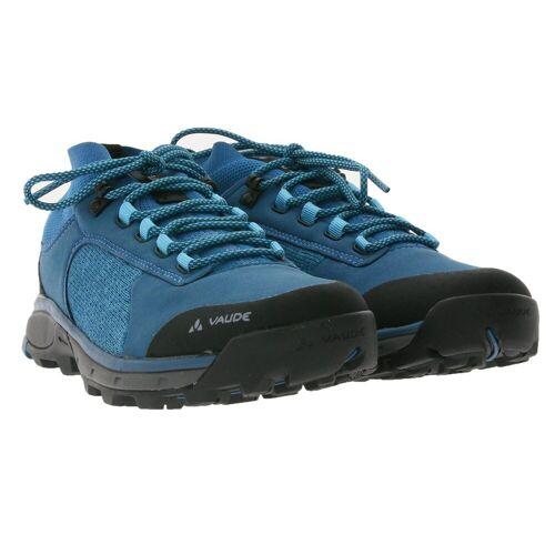 VAUDE »HKG Citus Wanderschuhe sportliche Damen Hiking-Schuhe mit Ortholite Sohle Outdoor-Schuhe Türkis« Wanderschuh