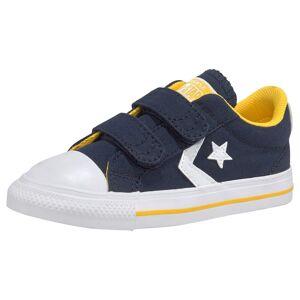 Converse »Kinder STAR PLAYER 2V-OX« Sneaker, navy-gelb
