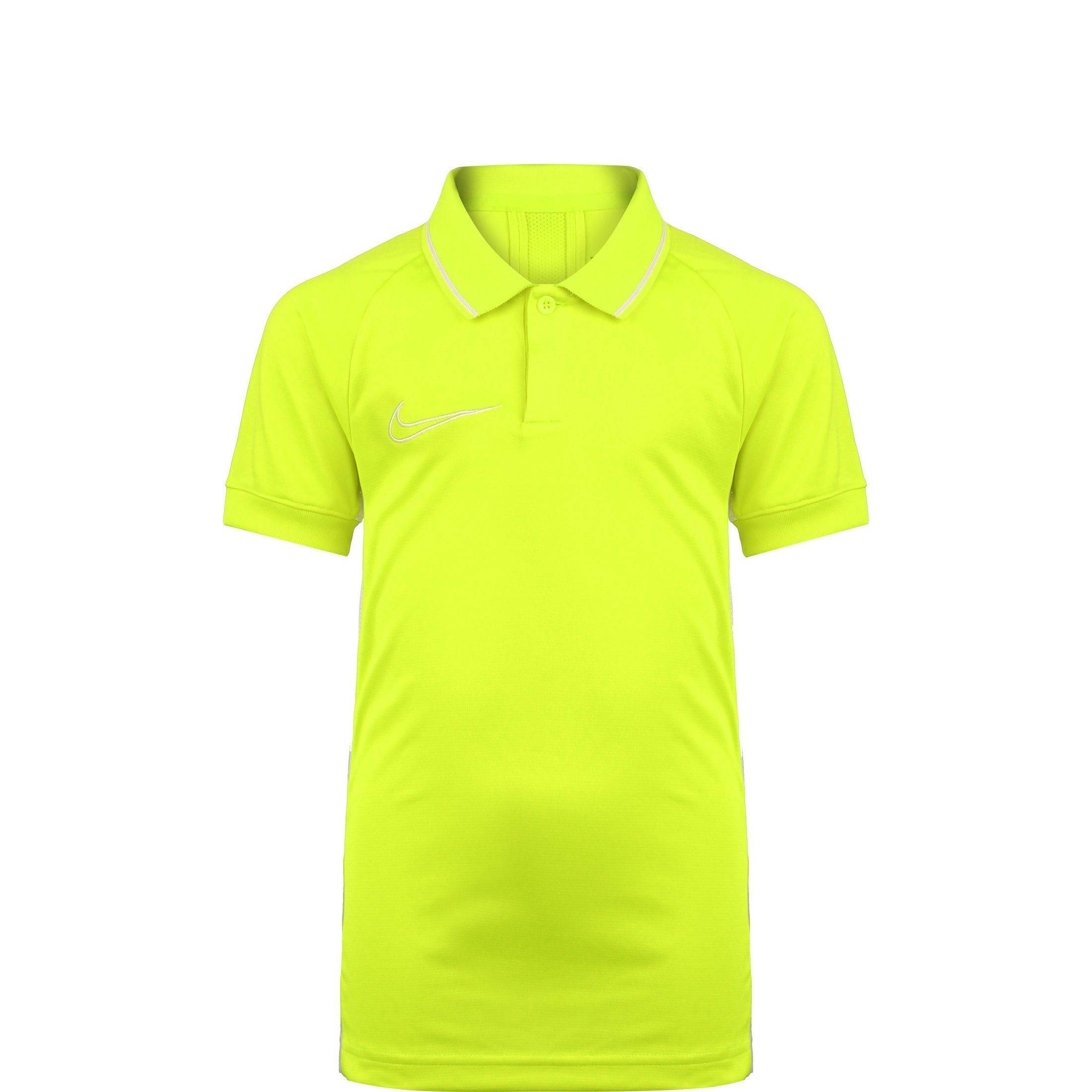 Nike Poloshirt »Dry Academy 19«, volt / white