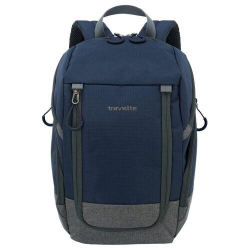 travelite Reiserucksack »Basics Rucksack (Ryanair Maße) 35 cm«, navy