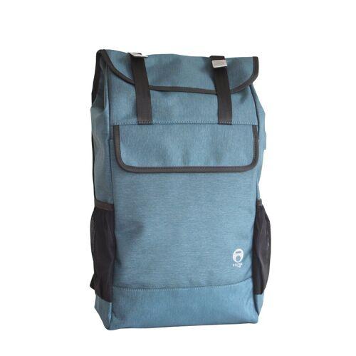 Vargu Cityrucksack »becity-x«, USB Laptop-Rucksack, fair und nachhaltig produziert