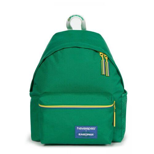 Eastpak Freizeitrucksack »x Havaianas - PADDED PAK'R havaianas green«