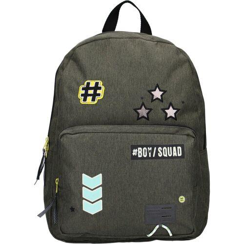 Vadobag Kinderrucksack »Skooter Boy Squad, army«