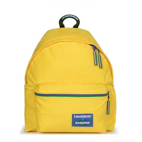 Eastpak Freizeitrucksack »x Havaianas - PADDED PAK'R havaianas yellow«