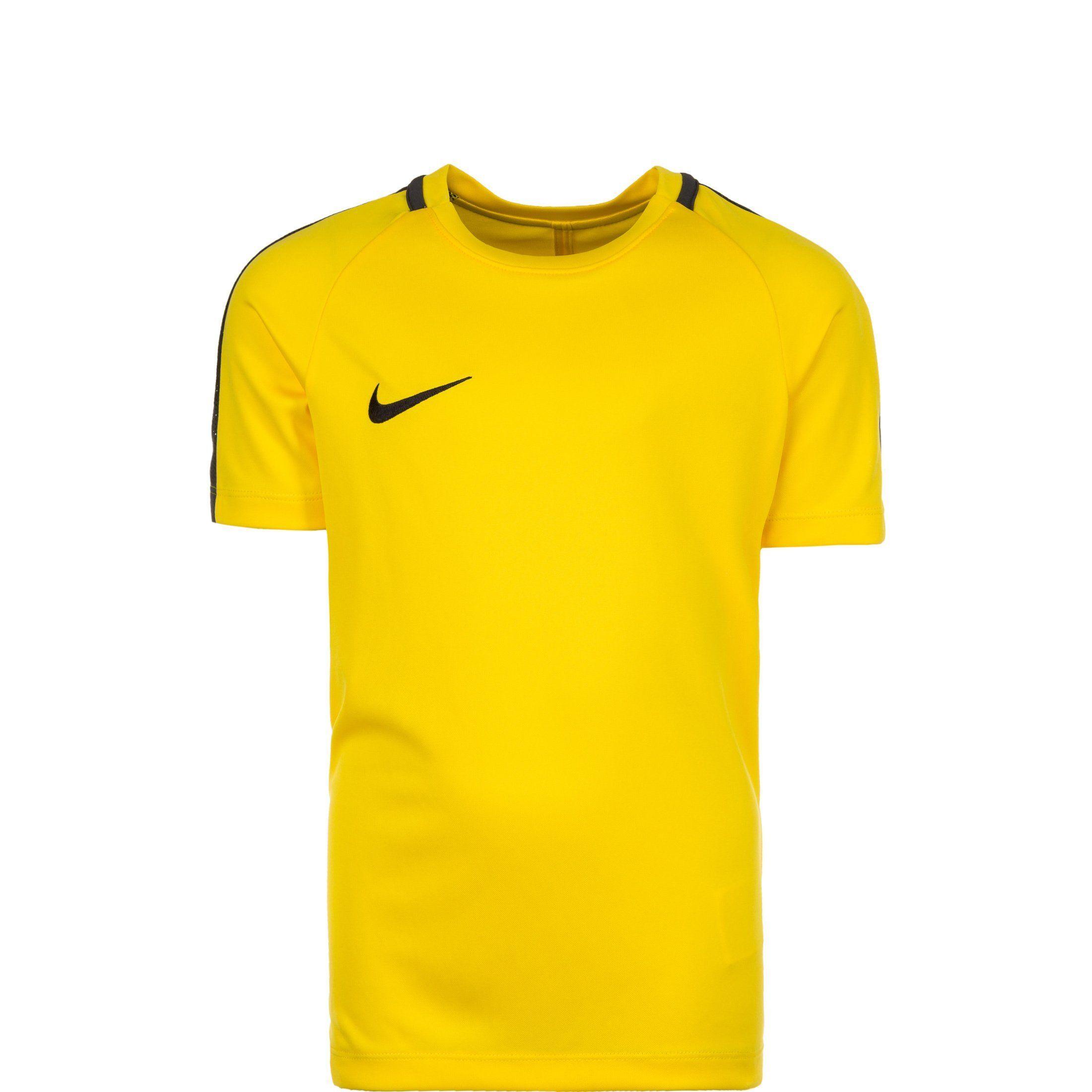 Nike Trainingsshirt »Dry Academy 18«, gelb