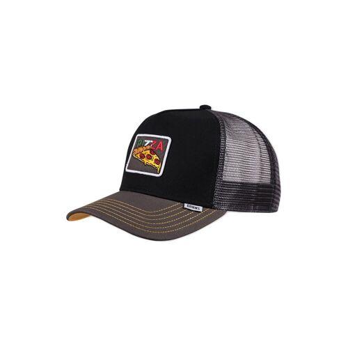 Djinns Trucker Cap »Trucker Cap FOOD PIZZA Black Schwarz«