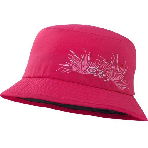Outdoor Research Sonnenhut »Solstice Sonnen-Hut toller Kinder-Hut mit hohem Schutz vor Sonneneinstrahlung Kopfbedeckung Pink«