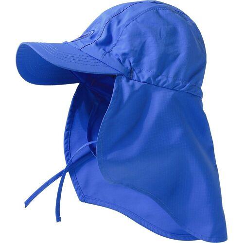 hyphen Sonnenhut »Kinder UV-Schutz Sonnenhut mit Nackenschutz«, blau