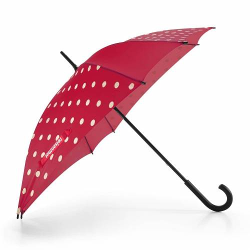 REISENTHEL® Stockregenschirm »Regenschirm umbrella«, ruby dots