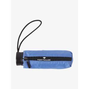 TOM TAILOR Taschenregenschirm »extra kleiner Regenschirm«, blau