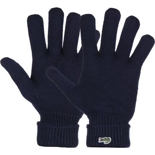 Lacoste Baumwollhandschuhe »Basic«, navy blue