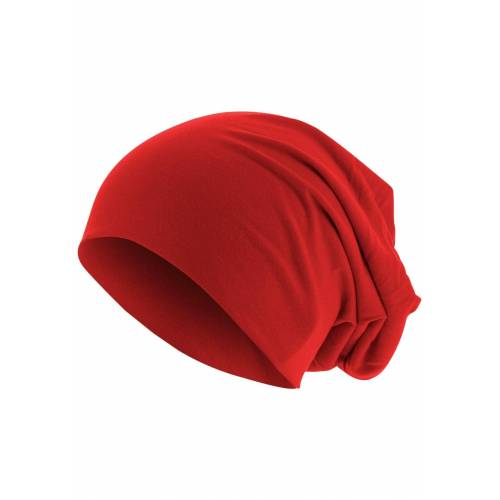 MSTRDS Beanie Oversize, red