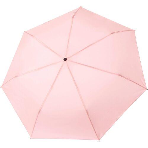 Tamaris Taschenregenschirm »Tambrella, rose«, mit Metallic-Elementen am Schirmdach